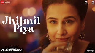 Jhilmil Piya – Benny Dayal – Monali Thakur – Shakuntala Devi