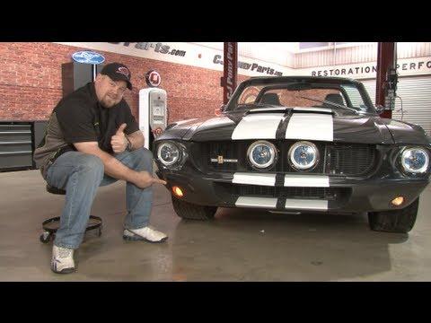 Mustang Led Parking Light Installation 1965 1973 Youtube