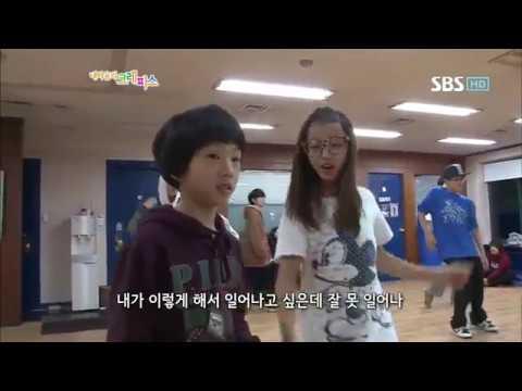 [NCT 지성] 초딩 꼬맹이 춤선생 박지성 ㅋㅋ