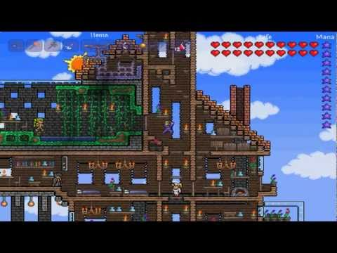 Terraria epic tree house musica movil for Epic house music