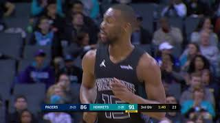 Kemba Walker Leads Hornets with 41 Points in Win over Pacers