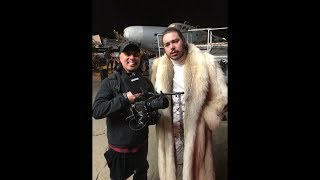 """Shigg'y's BTS video of Post Malone ft. Ty Dolla $ign """" Psycho"""" Music Video"""