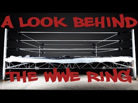 Constructing The WWE's Ring - Timelapse - Smashpipe Sports