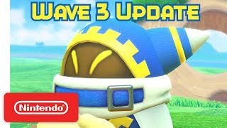 Kirby Star Allies: Wave 3 Update - Magalor is here! - Nintendo Switch