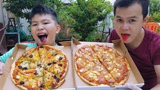 Trò Chơi Bé Thích Pizza ❤ ChiChi Kids TV ❤ Đồ Chơi Trẻ Em Baby Fun