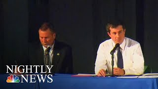 Buttigieg Holds Tense Town Hall After South Bend Police Shooting | NBC Nightly News