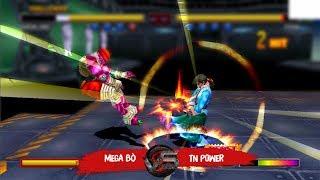 Bloody Roar 2 Online: ACP match - Quốc Tuấn [Shenlong] vs TN Power [Stun]