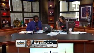 Warren Moon on the Dan Patrick Show (Full Interview) 9/4/14