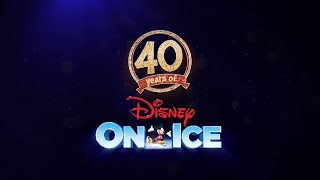 Celebrating 40 Years of Disney On Ice with Kenneth Feld