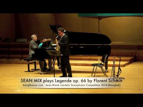 SEAN MIX plays Legende op 66 by Florent Schmitt