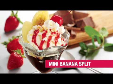 NEW Ice Cream Minis