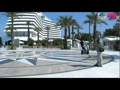 Titanic Beach Resort Hotel***** Antalya, Lara, Turecko - Travel TV