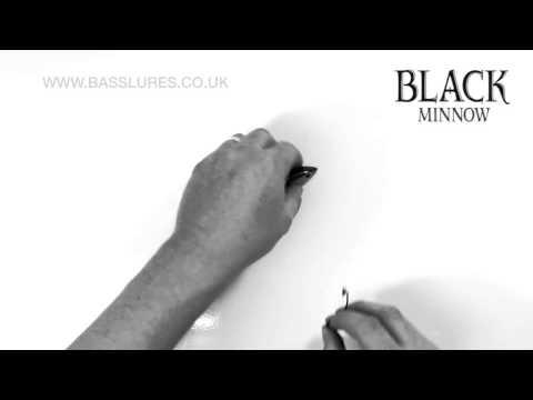 Fiiish Black Minnow 70 Natural Colour Box