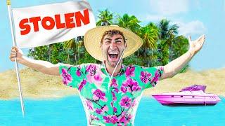 I STOLE MrBeast's $800,000 Island *CALLING OUT MRBEAST* - Episode 3