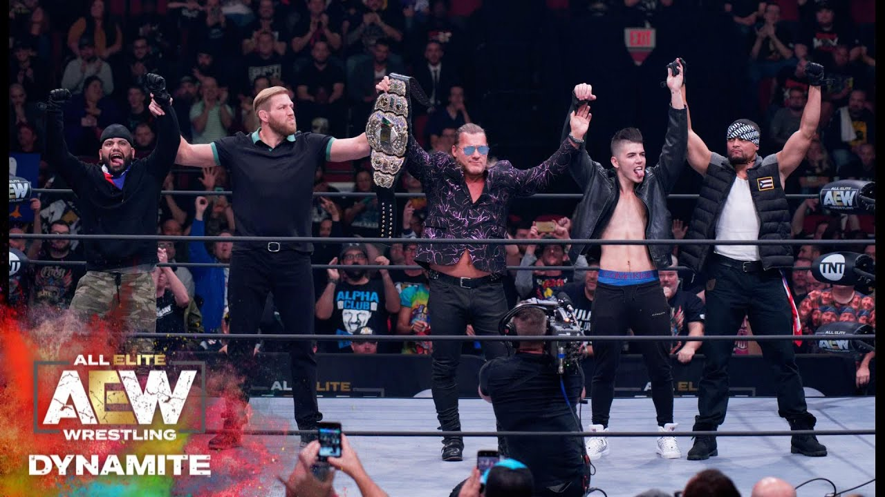 Five Reasons Why The Inner Circle Is Excelling In AEW ...
