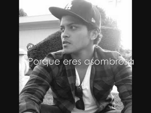Bruno Mars - Just The Way You Are (Letra en Español)