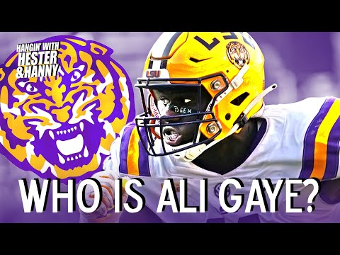 Who is Ali Gaye? The story of LSU's defensive standout
