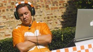 SEC Shorts - Tennessee's stadium DJ has the hardest job in the world