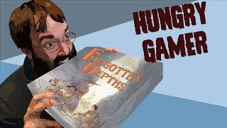 The Hungry Gamer Previews The Forgotten Depths