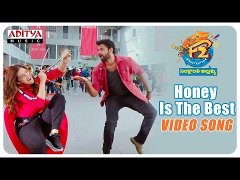 Honey-is-The-Best-Video-Song----F2-Songs