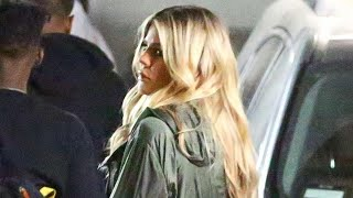 Khloe Kardashian and Tristan Thompson Enjoy First Parents' Night Out Since Returning to L.A.