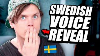 I sing in Swedish for the first time EVER
