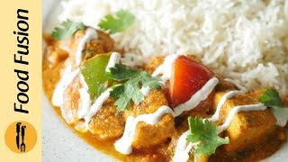Chicken Tikka Masala Recipe By Food Fusion