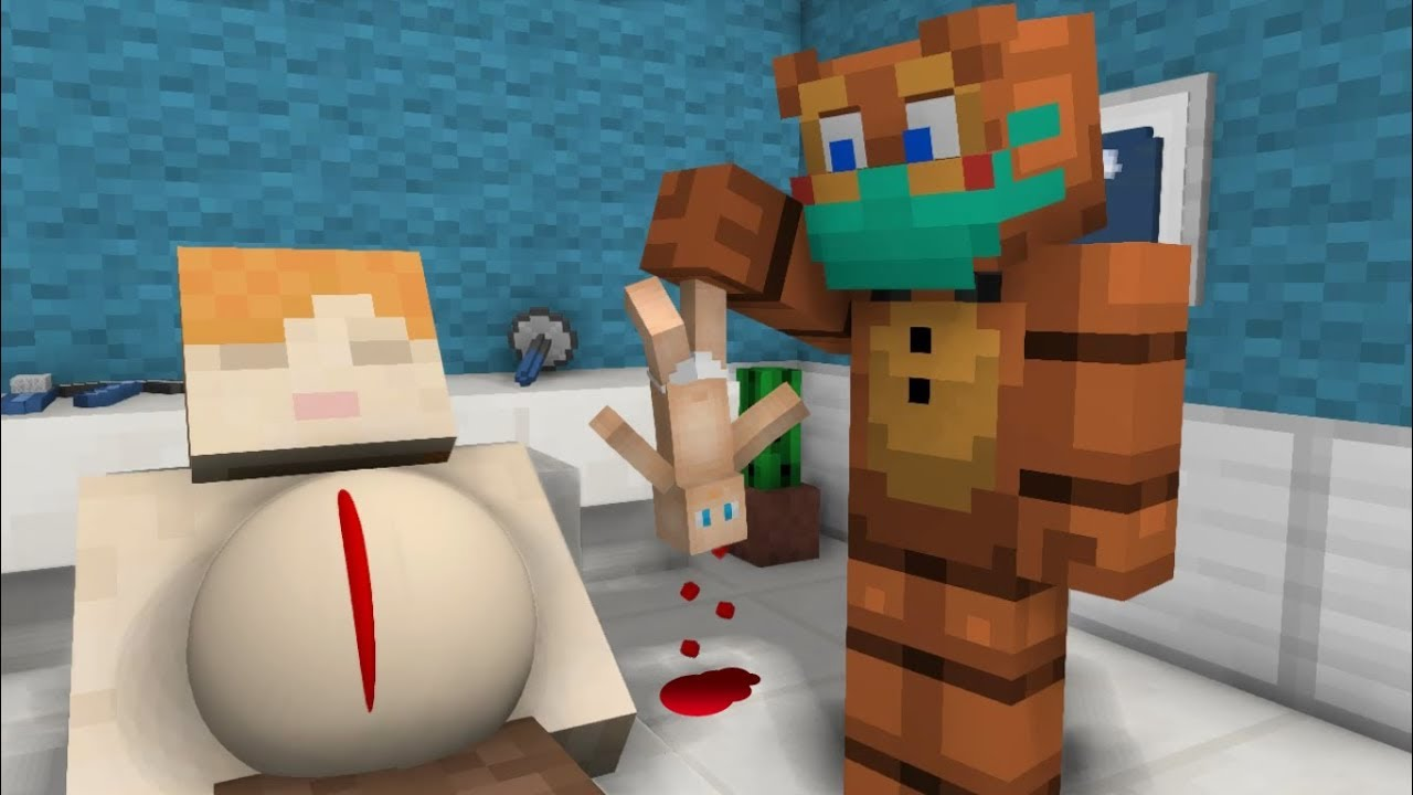 Minecraft Songs Of Five Nights At Freddy's
