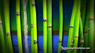 Study Music With Bamboo Water Fountain | Helps with Concentrating, Focus, Homework, Meditation, Calm