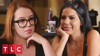 Larissa and Jess Meet Face to Face! | 90 Day Fiancé: Happily Ever After?