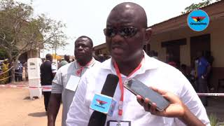 'There is undue advantage for John Mahama'  - Slyvester Mensah alleges