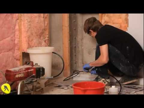 Polyurethane Crack Injection.mp4