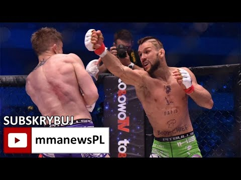 KSW 39: Mateusz Gamrot pokonał Parke niejednogłośną decyzją (+video)