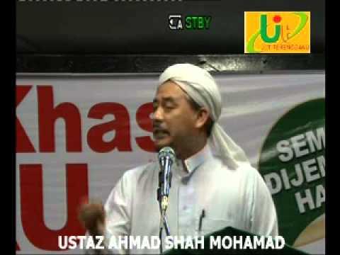 USTAZ HAJI AHMAD SHAH MOHAMAD
