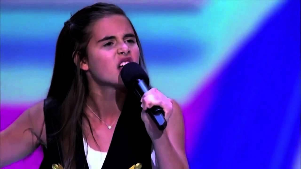 Feeling Good - Carly Rose Sonenclar - X Factor Audition ...