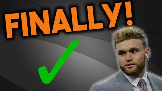 Tate Martell's Waiver Has Been APPROVED! REACTION