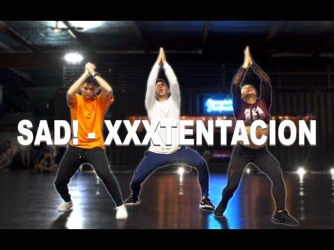SAD! - XXXTENTACION Dance | Matt Steffanina ft Gabe & Trinity