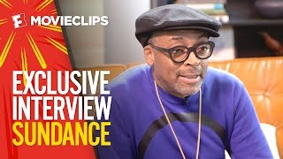 Spike Lee 'Michael Jackson's Journey from Motown to Off the Wall' Sundance Interview (2016) Variety