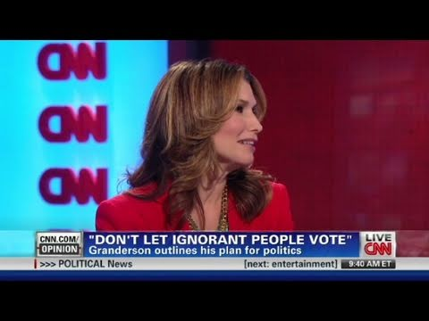 CNN: CNN Opinion contributor, LZ Granderson 'Don't let ignorant ...