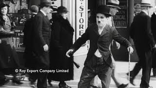 Charlie Chaplin - Deleted Scene from Modern Times (with piano accompaniment)