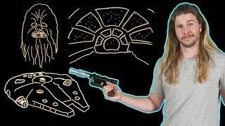 What Does Hyperspace Really Look Like? (Because Science w/ Kyle Hill)