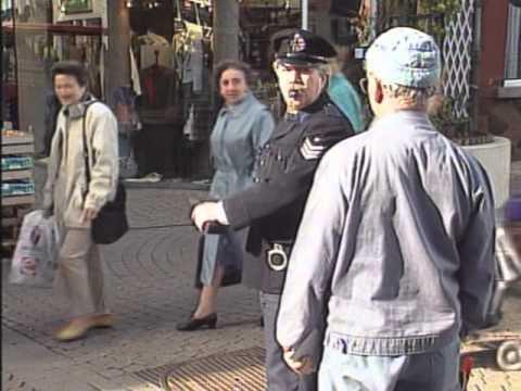 Cop Vs. Pedestrians Prank