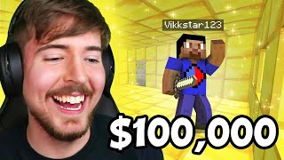 MrBeast $100,000 CHALLENGE on the Dream SMP