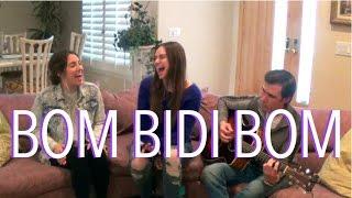 """""""Bom Bidi Bom"""" Nick Jonas & Nicki Minaj // Noelle Chiodo, Kassi & Eli Milan (Acoustic Live Cover)"""