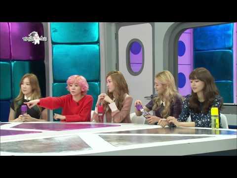 【TVPP】SNSD - Seohyun & Kyuhyun's scandal, 소녀시대 - 소녀시대 폭로! 서현 & 규현 스캔들의 진실 @ Radio Star