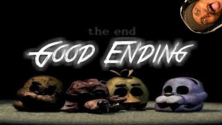 FINALLY!!! | Five Nights At Freddy's 3 - GOOD ENDING GOT