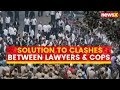 Tis Hazari Court Clash: Solution to Clashes between Lawyers & Cops | NewsX