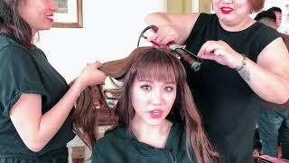 Hari Won - hậu trường chụp ảnh Xìn Ri (p1)