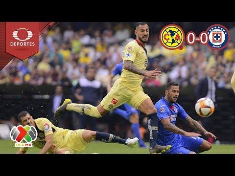 Resumen América 0 - 0 Cruz Azul | Clausura 2019 - Jornada 14 | Presentado por Corona