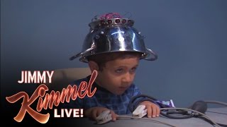 Jimmy Kimmel Lie Detective #2